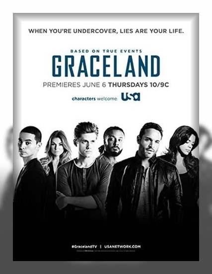 سریال Graceland فصل اول