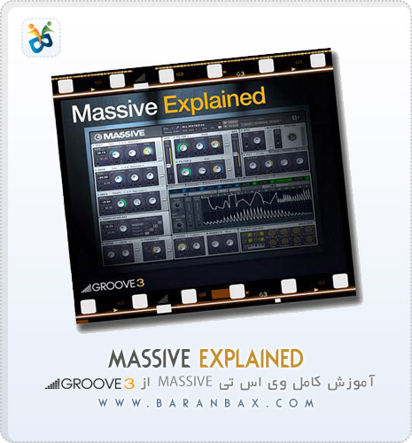 دانلود آموزش Groove3 Massive Explained