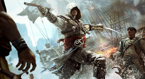 دانلود تریلر بازی Assassin's Creed IV Black Flag Gamescom 2013