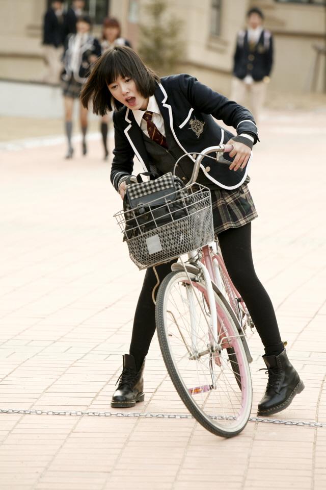 هیوجو+زیباترین زن بازیگر کره