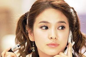 زیباترین بازیگر کره ای