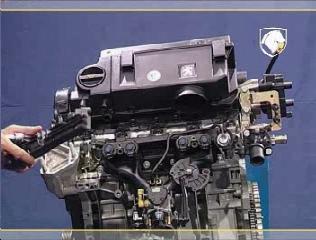 اموزش تعمیر موتور زانتیا | ساتور