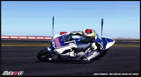 دانلود پچ v1.1 بازی MotoGP 13