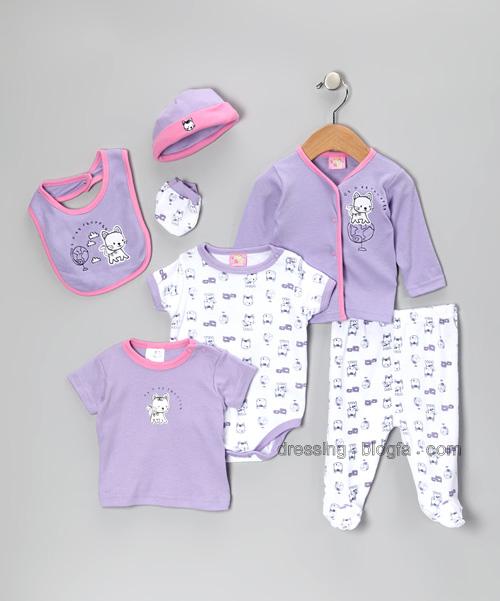 مدل لباس نوزاد_۳