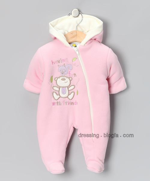 خرید لباس نوزادی نیلی