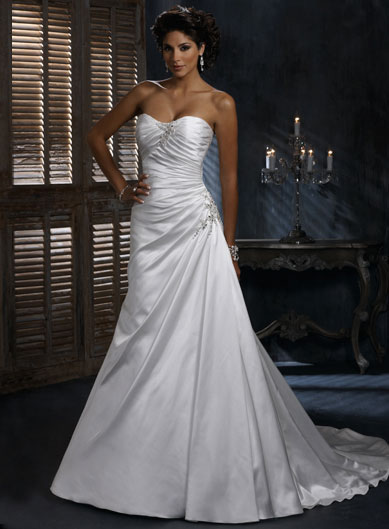 مدل های لباس عروس با طراح های جدید وزیبا