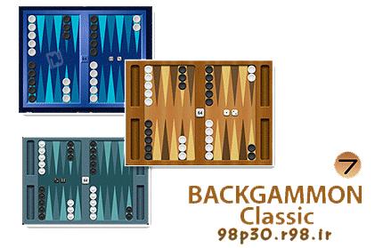 دانلود بازی تخته نرد Backgammon Classic v7.2