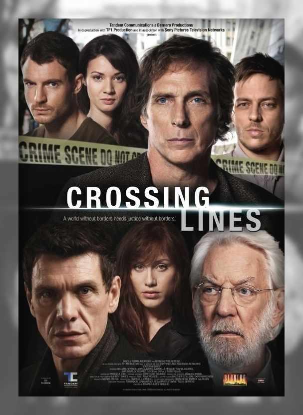 سریال Crossing Lines فصل اول