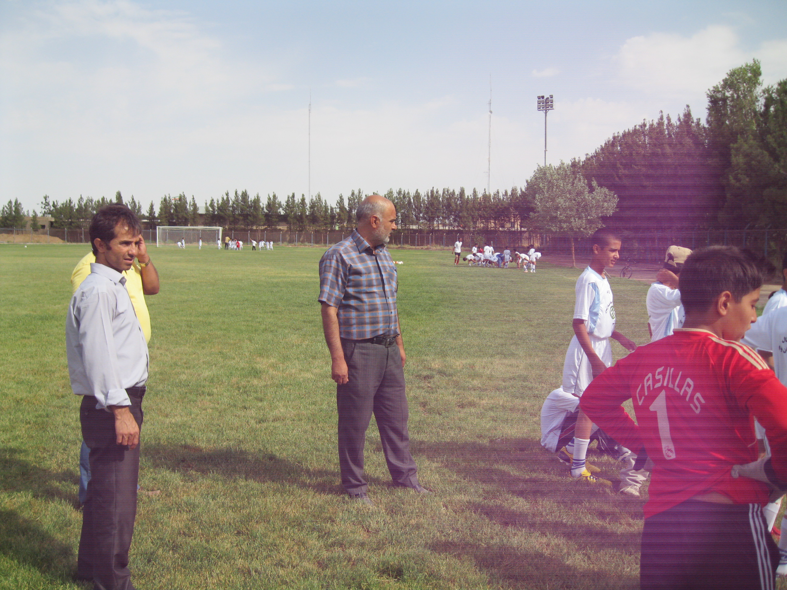 شرایط تست فوتبال درسال ۹۶صبای قم هیئت فوتبال شهرستان خواف