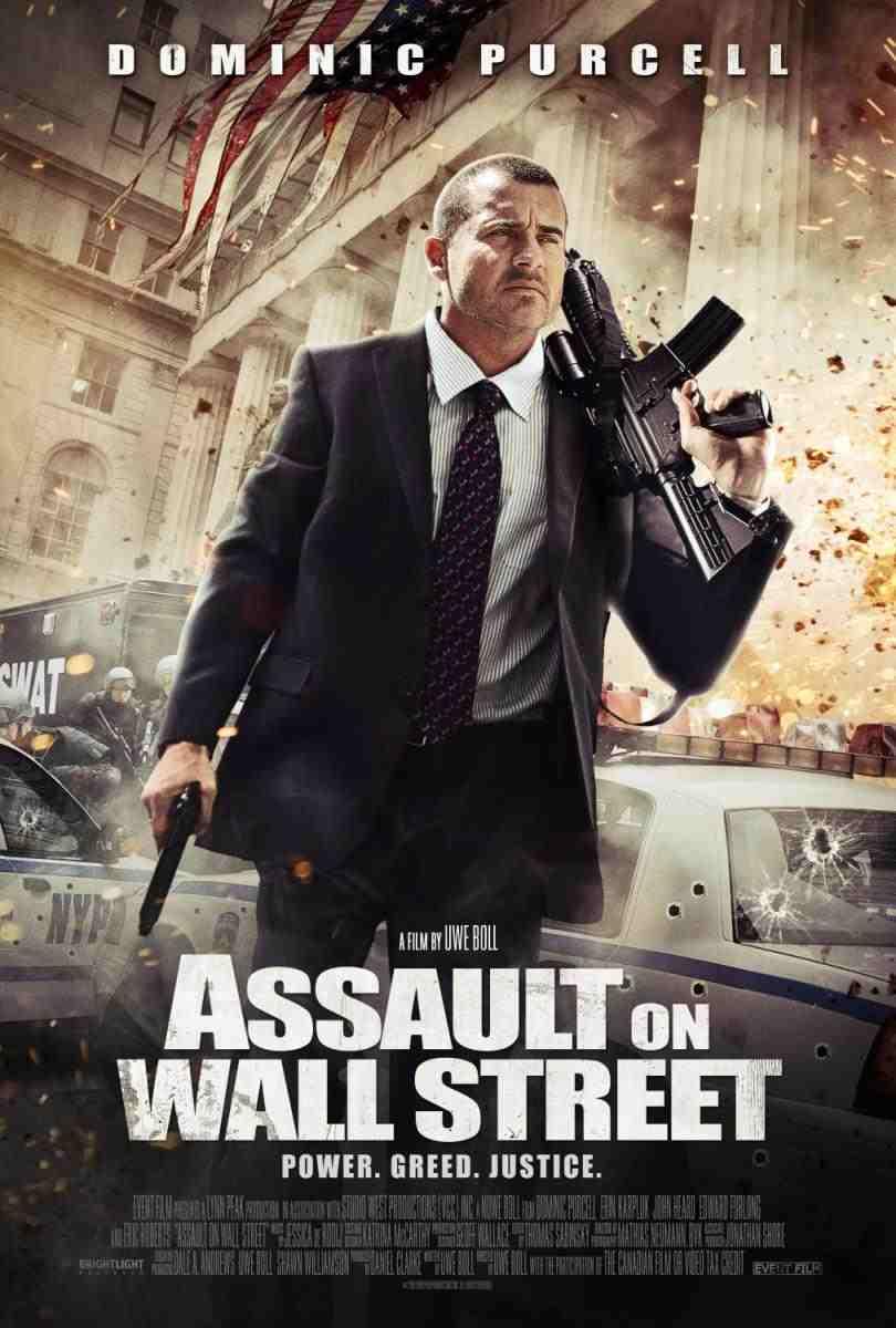 فیلم Assault on Wall Street 2013
