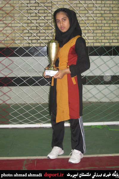 تیم بانوان سایپا برازجان نایب قهرمان هندبال نونهالان استان بوشهر شد.