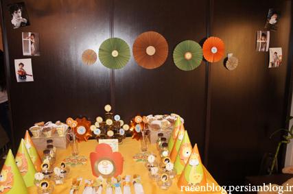 میز تنقلات