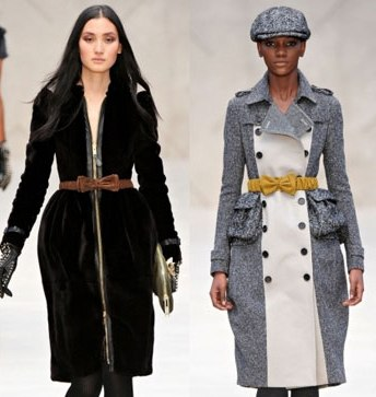 جدیدترین مدلهای پالتو بلند فشن دخترانه