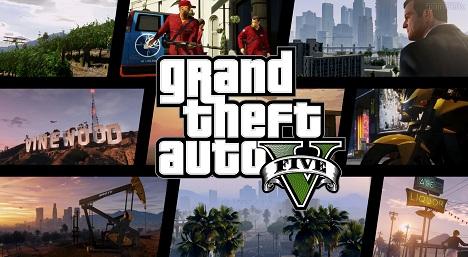 دانلود تریلر گیم پلی بازی GTA V