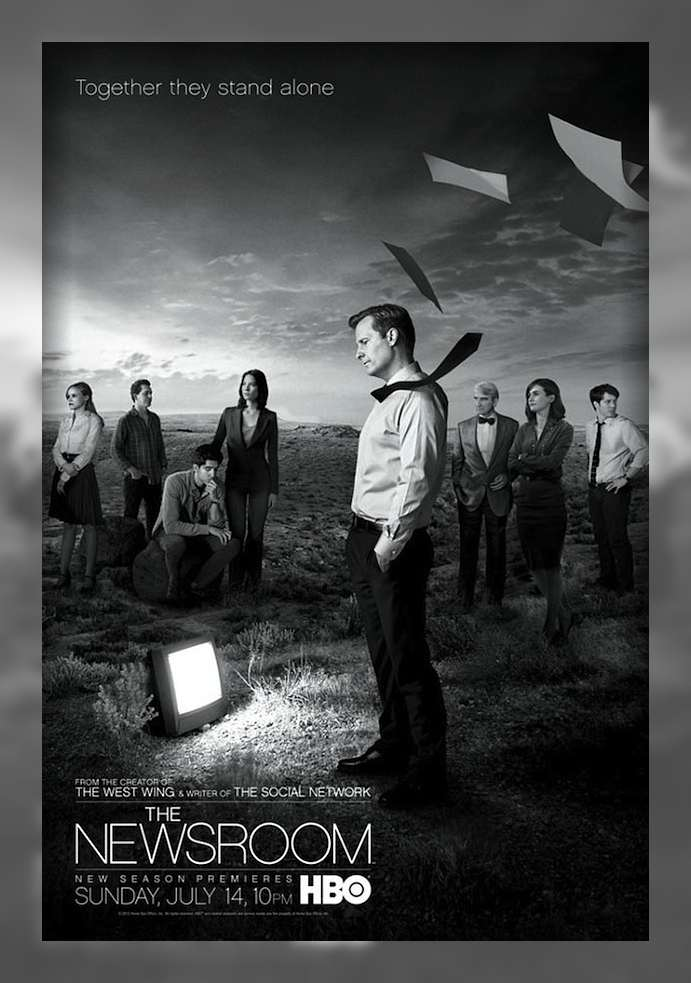سریال The Newsroom فصل دوم