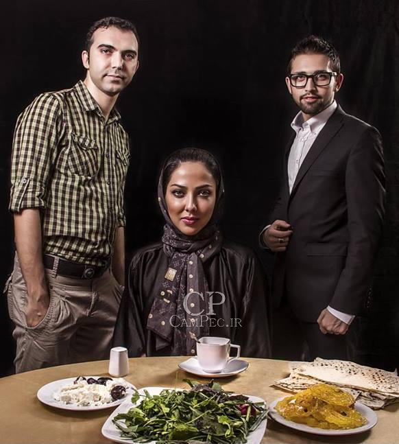 لیلا اوتادی و محسن افشانی