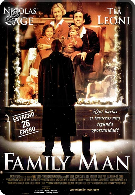 the family man poster دانلود فیلم The Family Man 2000