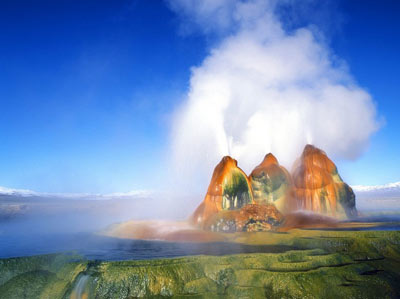 مطالب داغ:صخرههای آب فشان بیابان سیاه؛ مکانی جالب و عجیب!!