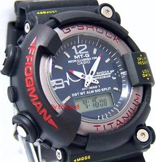 خرید ساعت جی شاک مدل جدید