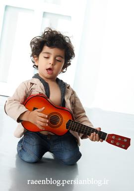 عکس آتلیه ای کودک