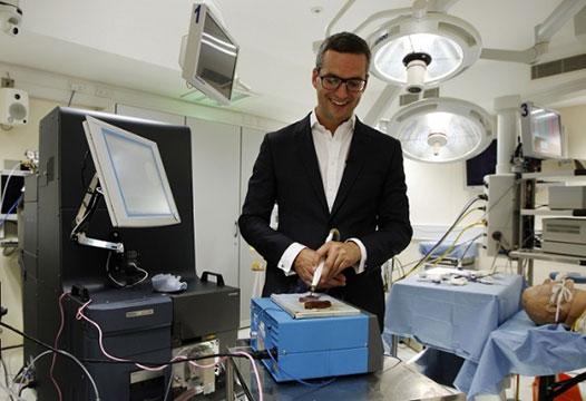 چاقوی جراحی هوشمند