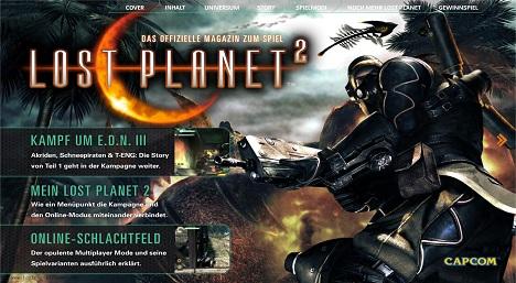 دانلود کرک بازی Lost Planet 2