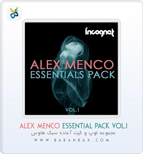 دانلود پکیج لوپ هاوس Alex Menco Essential Pack Vol.1