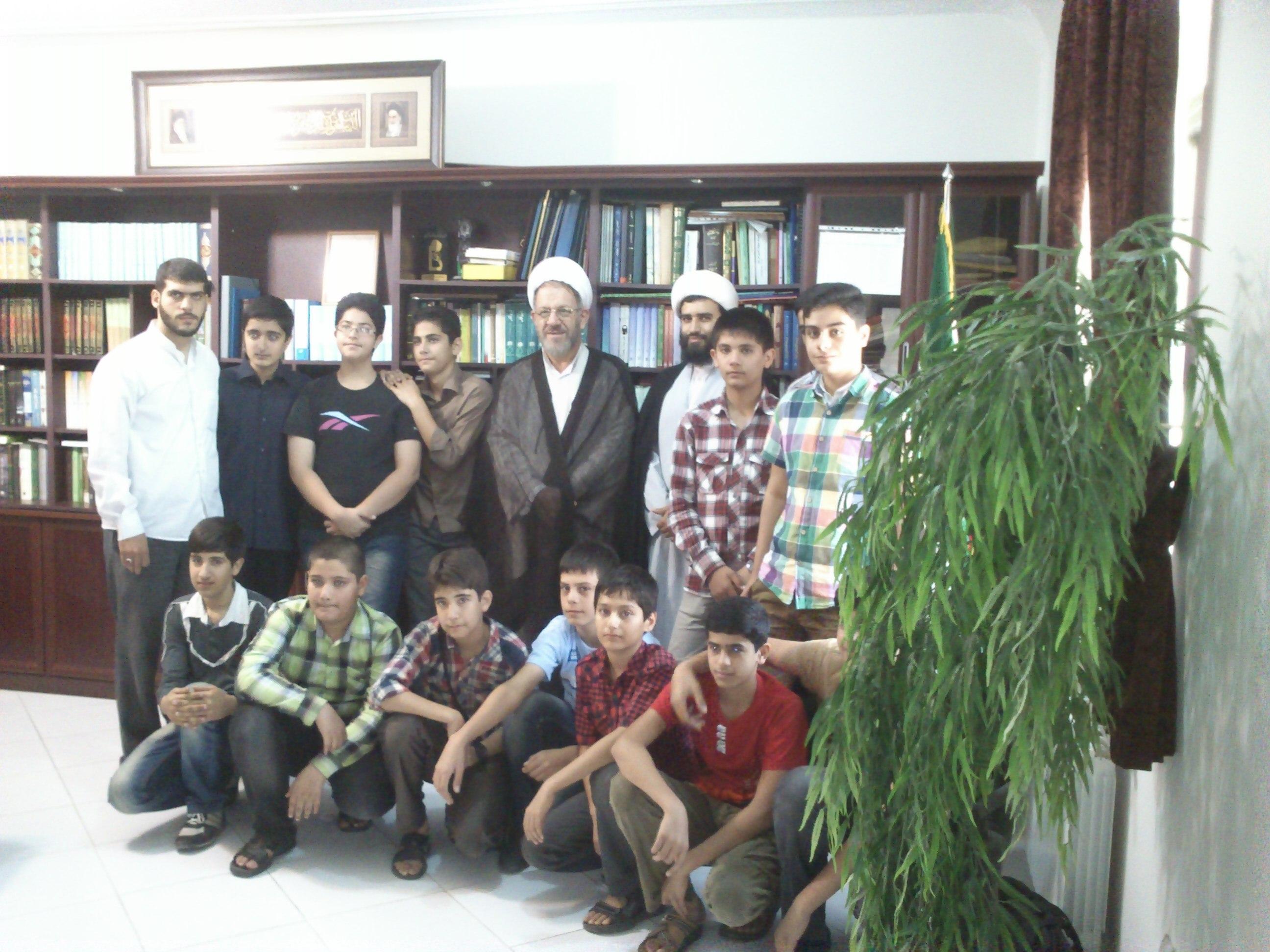 دیدار با مدیر کل سازمان تبلیغات اسلامی استان گیلان