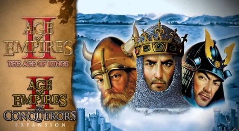 دانلود آپدیت v3.4 بازی Age of Empires II HD The Forgotten