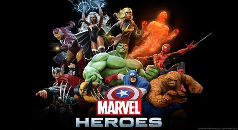 دانلود تریلر بازی Marvel Heroes