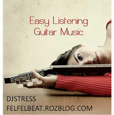 دانلود آلبوم موسیقی های آرام بخش گیتار Easy Listening Guitar Music