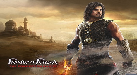 دانلود کرک بازی Prince of Persia The Forgotten Sands