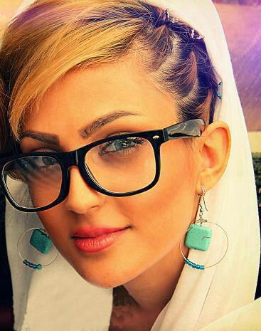 خرید عینک آفتابی زنانه ویفری شفاف