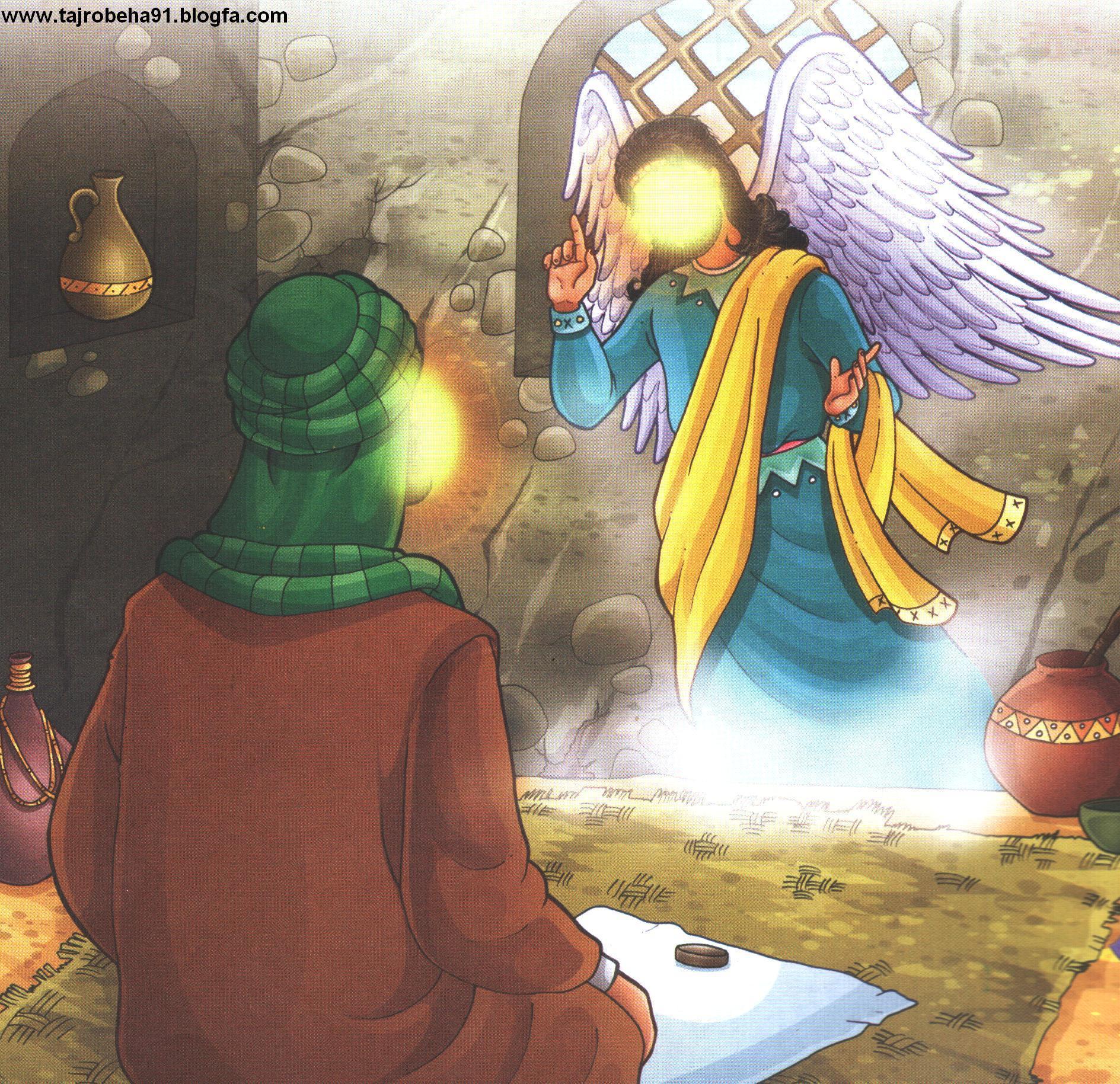 داستان سوره قدر (قشنگترین شب دنیا)