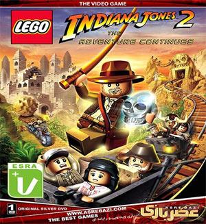 بازی ایندیانا جونز 2 نسخه لگو | LEGO Indiana Jones 2