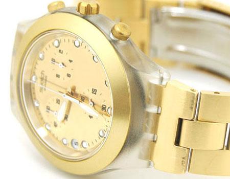 خرید ساعت مچی مردانه طواچ طلایی
