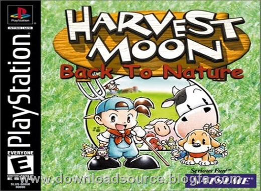 Harvest Moon Back To Nature _ www.downloadsource.blogfa.com