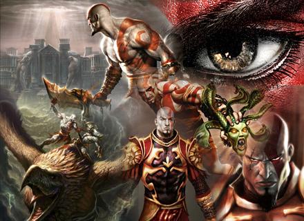 نقد بازی god of war