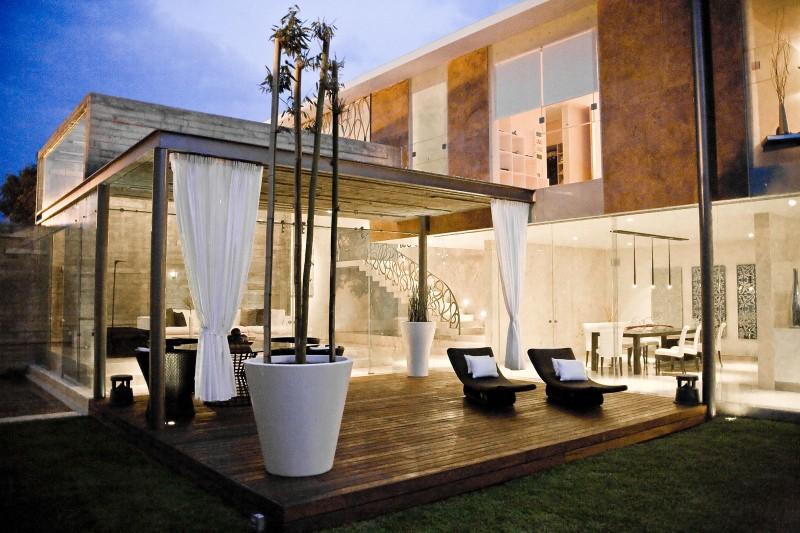 خانه ی ITA House در مکزیک