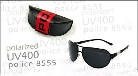 عینک آفتابی مردانه پلیس 8555