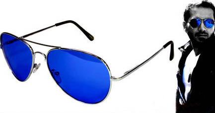 خرید عینک ریبن آبی