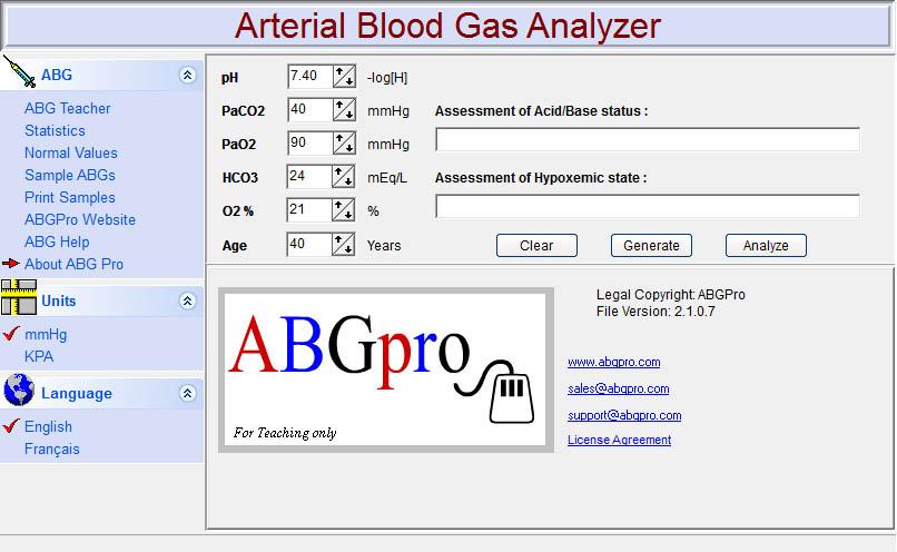 دانلود نرم افزار تفسیر ABG