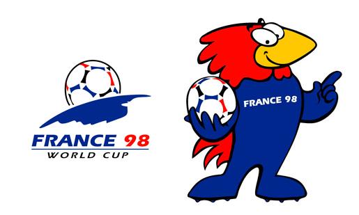 جام جهانی98 فرانسه