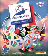 جام جهانی 1998فرانسه