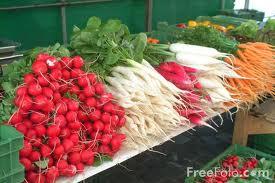 محتویات سبزی غذاها