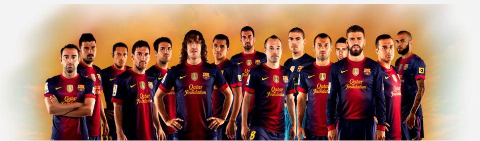 بارسلونا چه برنده باشی