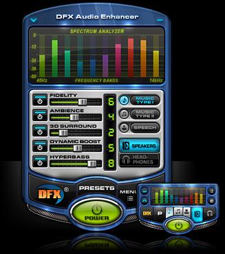 DFX Plugin