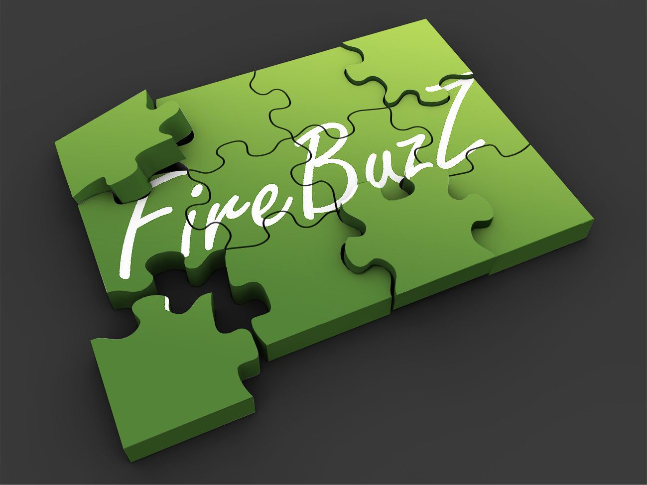 BackGround new FireBuzz Fractma_3D_jigsaw_puzzle