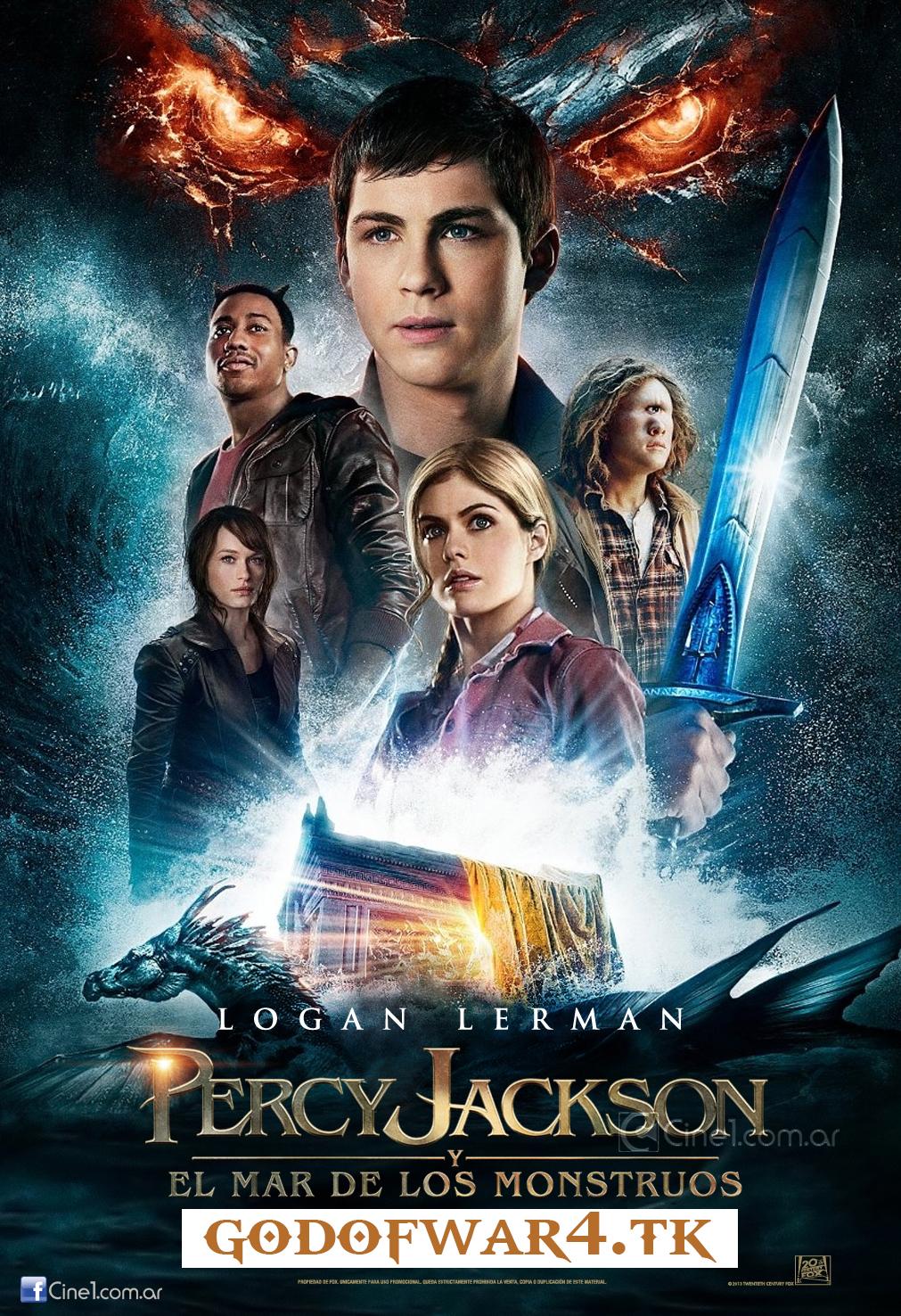 دانلود فیلم جدید پرسی جکسون