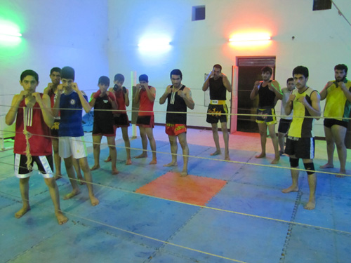 عکس ورزشی و آموزش جودو و دفاع شخصی